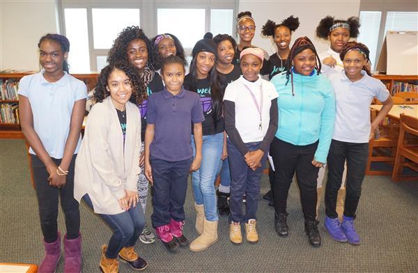 cleveland ohio black girls only