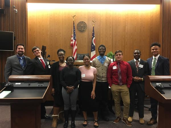 Mock Trial Team Goes to States (2019)