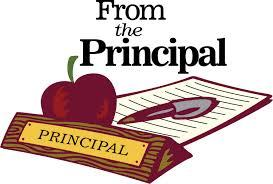 May 2020 Letter from our principal
