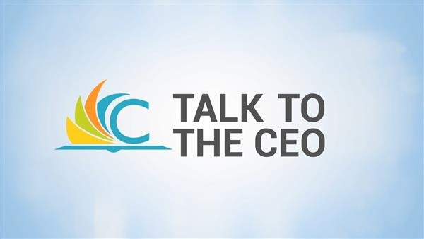 Talk to the CEO logo