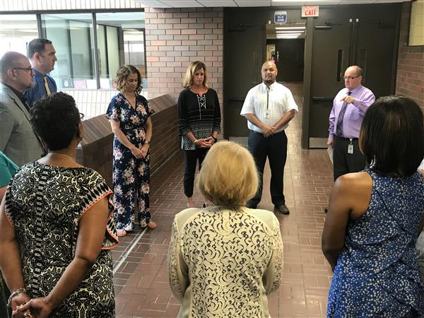 CMSD welcomes seven new principals