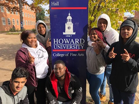 CIHS Class of '21 @ Howard