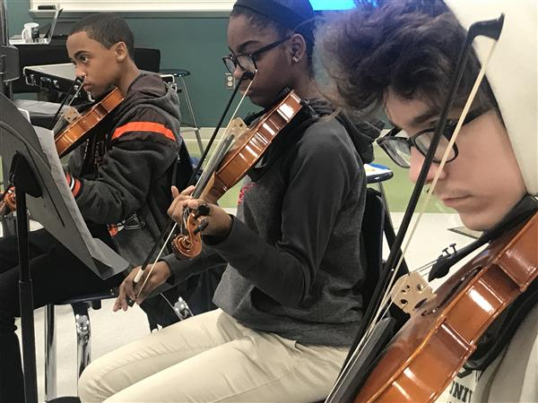 Campus International HS wins 2019 SupportMusic Merit Award