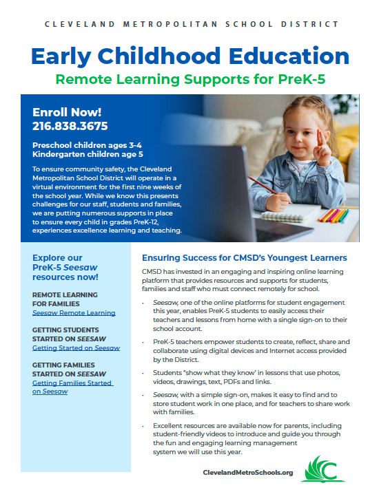 Early Childhood Supports