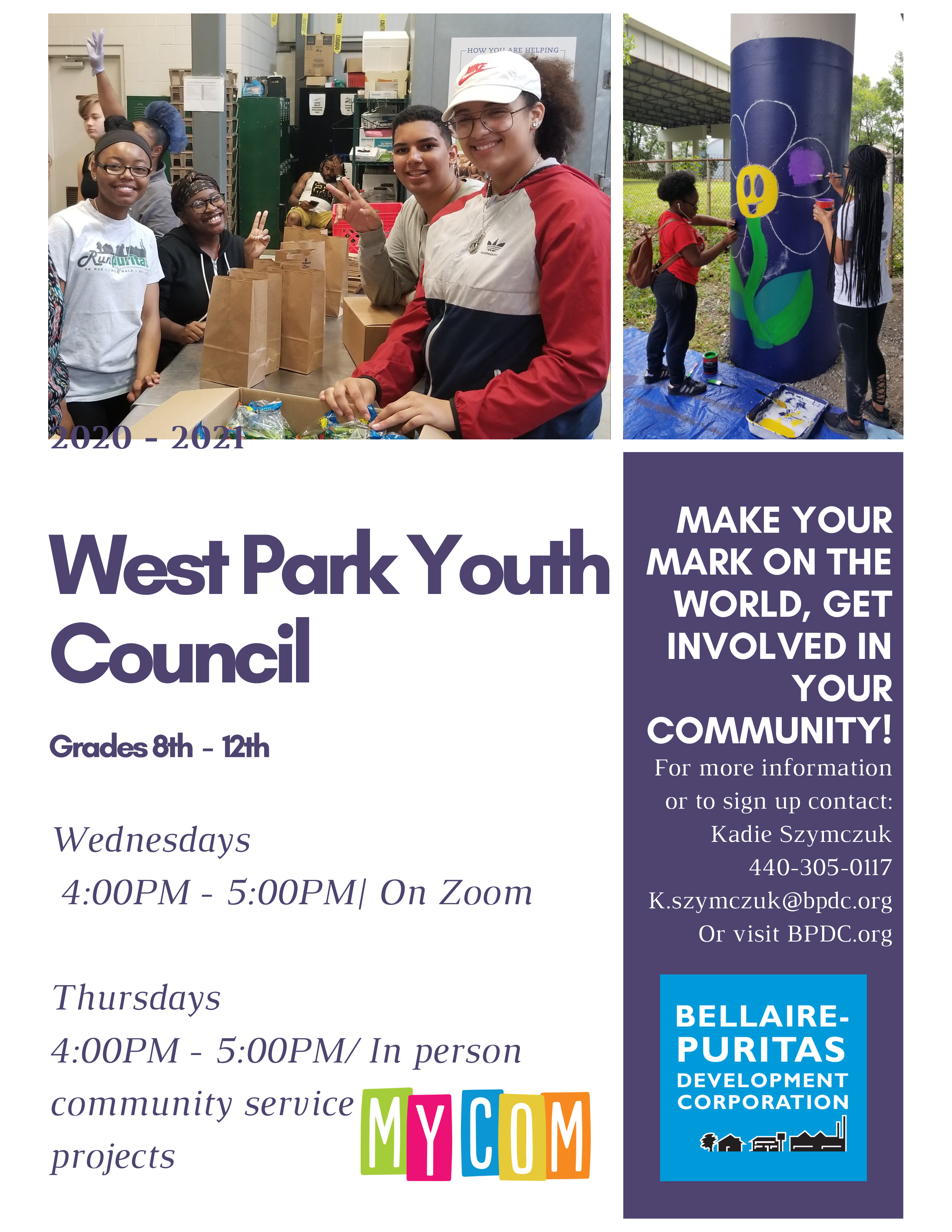 West Park Youth Council