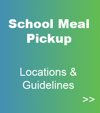 School Meal Pickup locations and Schedule