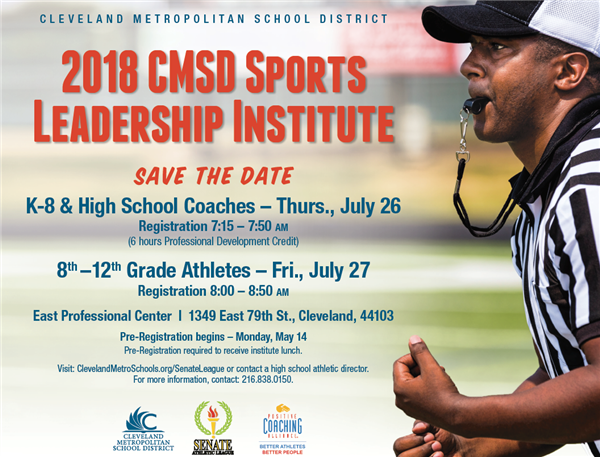 CMSD Sports leadership institute