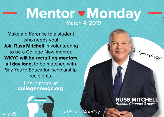 Become a mentor today. Clicking here will take you to the College Now website to sign up.