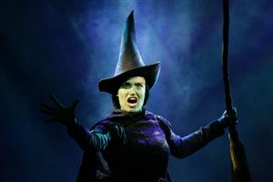 Wicked Witch in 2003