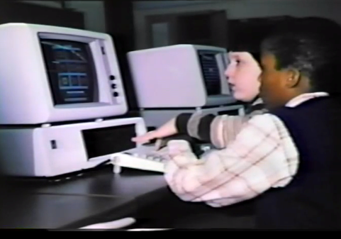 Introducing Computer Education in the Cleveland Public Schools (1983-84)