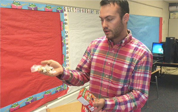 Benesch teacher creates kit to boost kindergarten readiness
