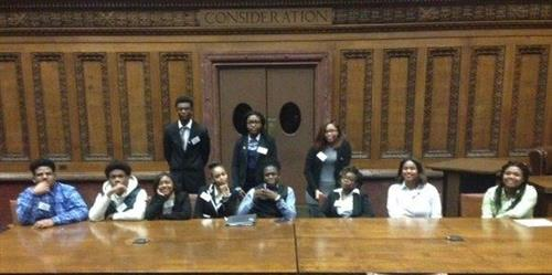 CECHS 2017 State Mock Trial Team