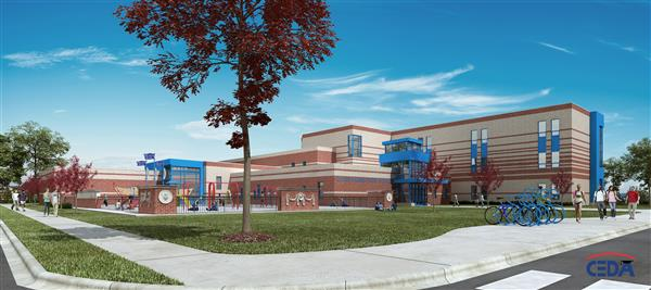 New school coming in 2018!