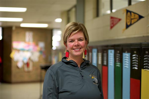 Scranton teacher honored for excellence