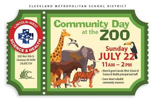 Community Day at the Zoo!