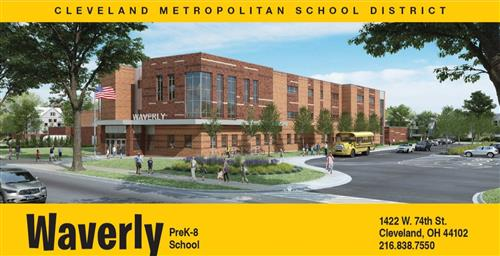 Waverly PreK-8 (New Building Opening Spring 2019)
