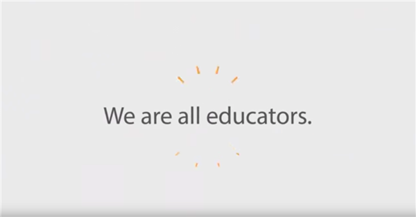 We are all Educators