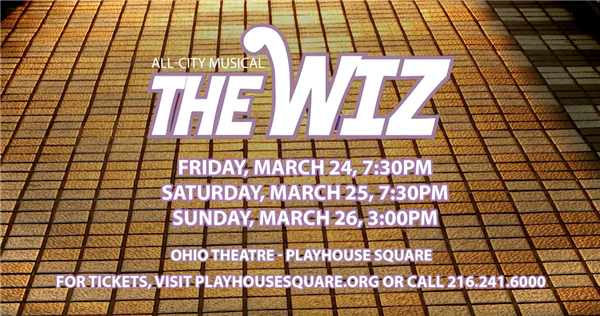 "Cleveland students rehearse for All-City Musical ""The Wiz"" at Playhouse Square"