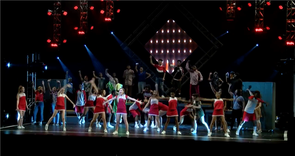 "Cleveland students perform All-City Musical ""Bring It On"" at Playhouse Square"