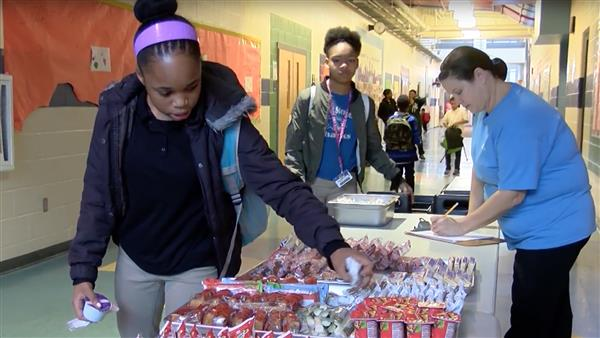 CMSD aims to increase breakfast participation