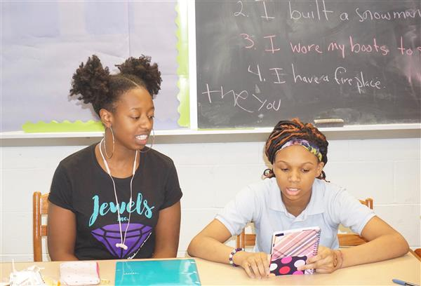 Cleveland Jewels provide positive role models for black girls