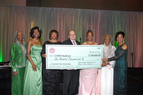 Alpha Kappa Alpha chapter announces $100,000 scholarship gift