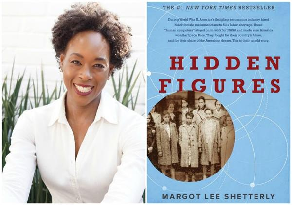 "Students read ""Hidden Figures,"" will meet author"