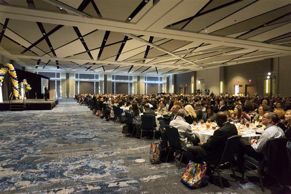 CMSD, city shine during national conference