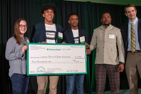 Cultural exchange program wins seed money (Photo gallery)
