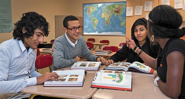 Grant will help prepare English learners for college