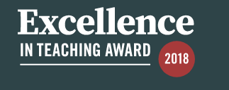 Nominations sought for Excellence in Teaching Award