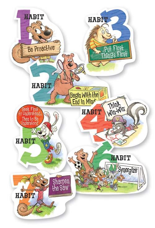 Leader In Me / 7 Habits of Happy Kids