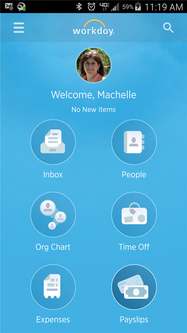 Workday / Workday on Mobile