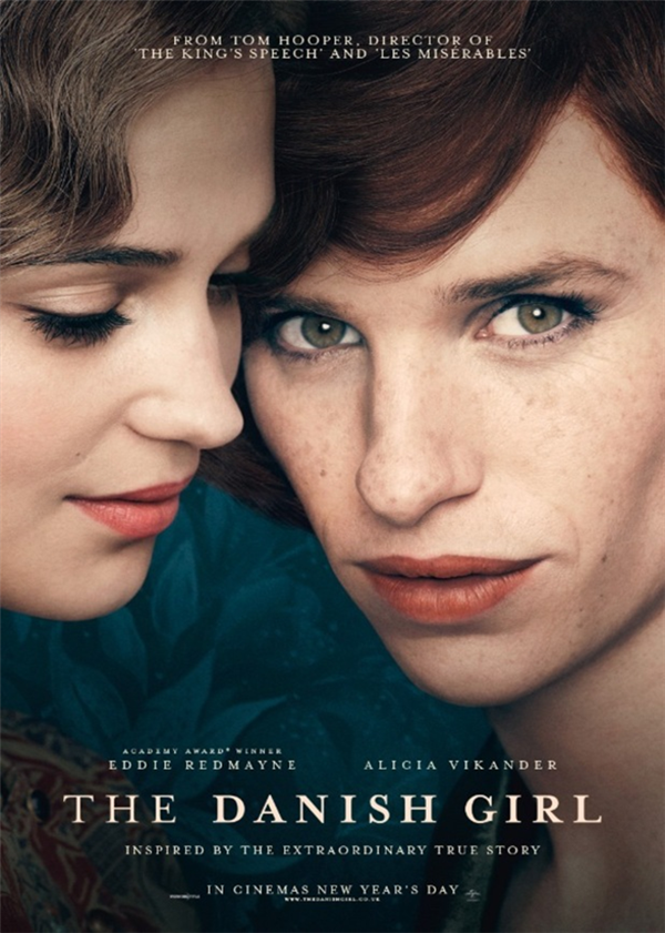 Movie Review: The Danish Girl