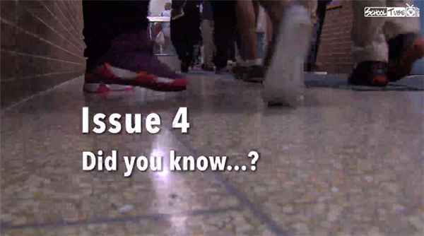 Issue 4 Did you know...?