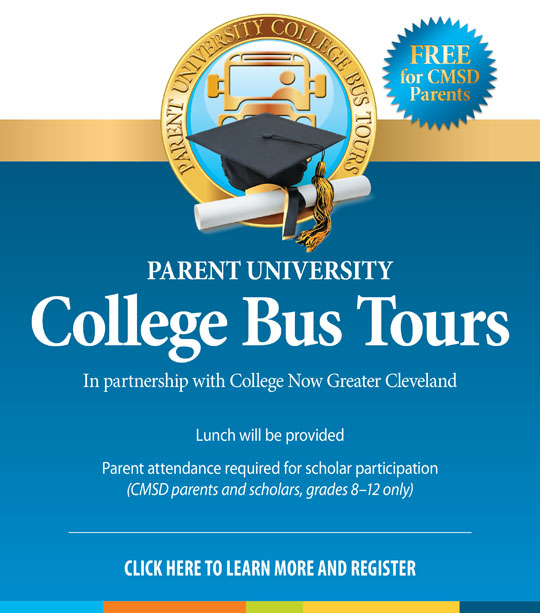 College Bus Tours