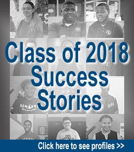 Success Stories of the Class of 2018