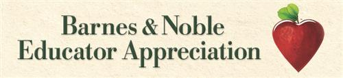 Barnes & Noble Educator Appriciation
