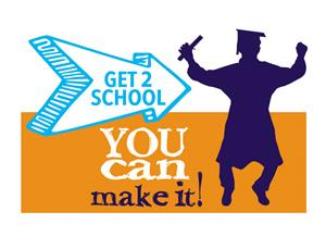 Get 2 School - You can make it!