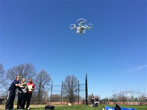 Drone demonstration