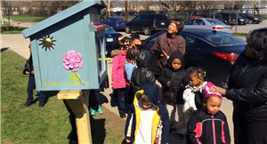 Little Free Library - box