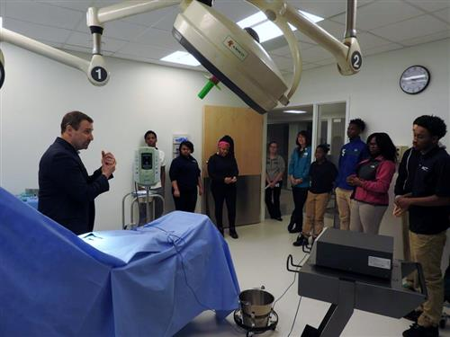 The Heritage College's Aspiring DOctors Precollege Program