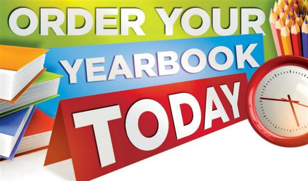 Buy your CIHS Yearbook TODAY!