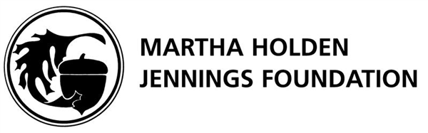 THANK YOU MARTHA HOLDEN JENNINGS FOUNDATION