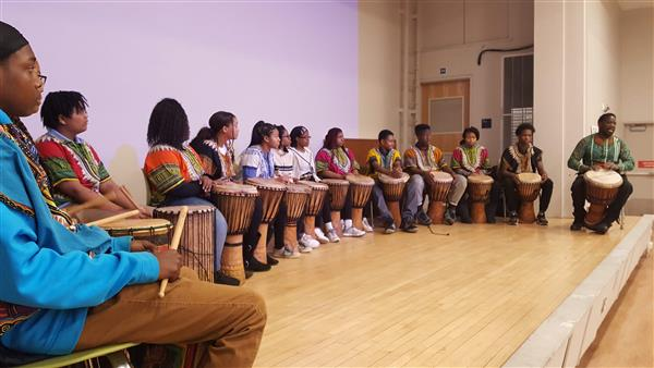 African Drum Troupe