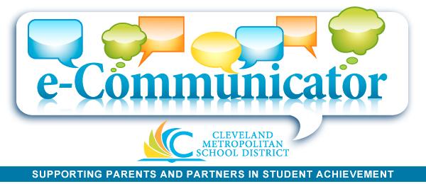 CMSD e-Communicator banner