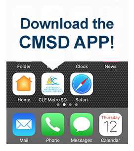 Download the CMSD APP