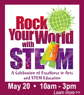 18th Annual Rock Your World with STEAM Family Festival