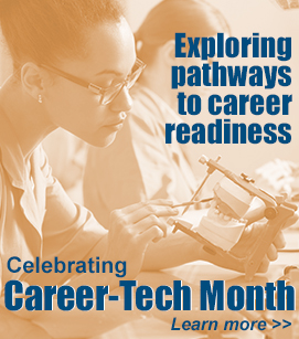 Career Tech Ed Month