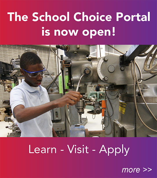 High School Choice Portal